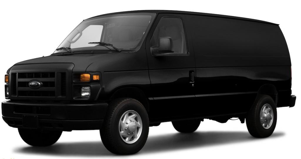 10 passenger van