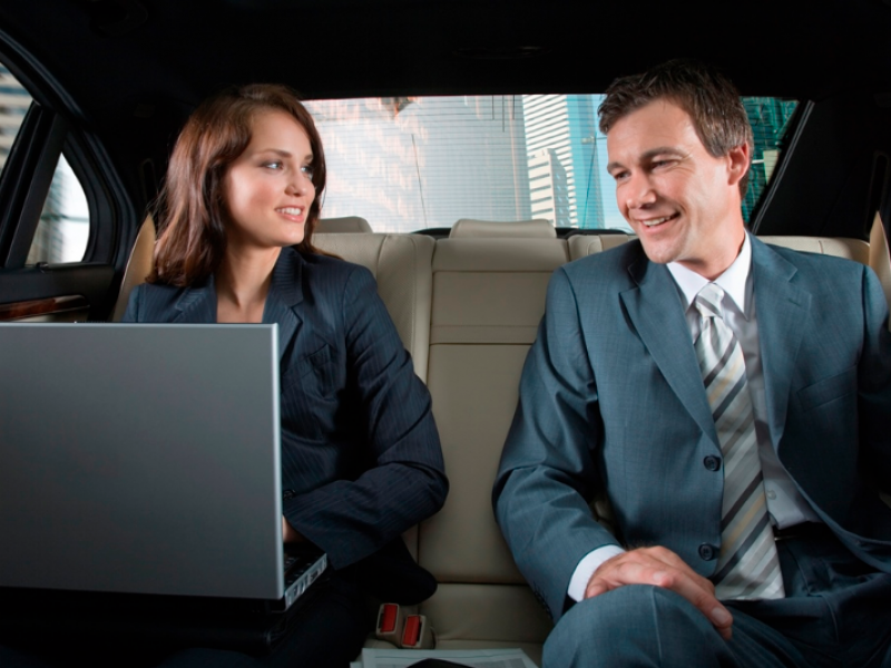 corporate travel limousine services